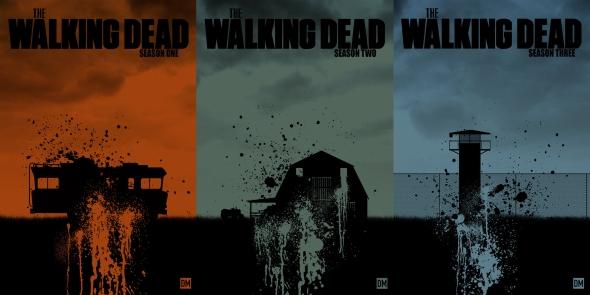 The Walking Dead_1_2_3_Daniel Mead