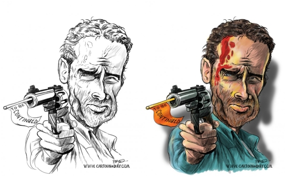 The Walking Dead_Rick_Bryant Arnold