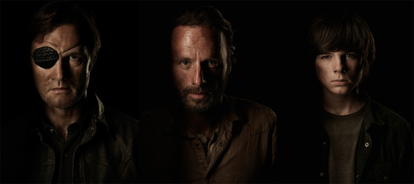 The Walking Dead_Season 4_Character Banner_1
