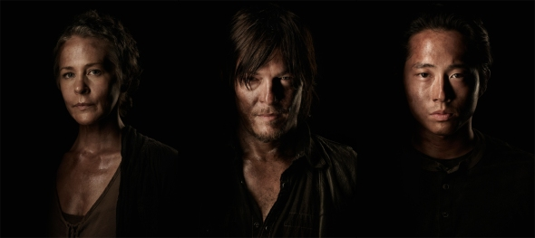 The Walking Dead_Season 4_Character Banner_2