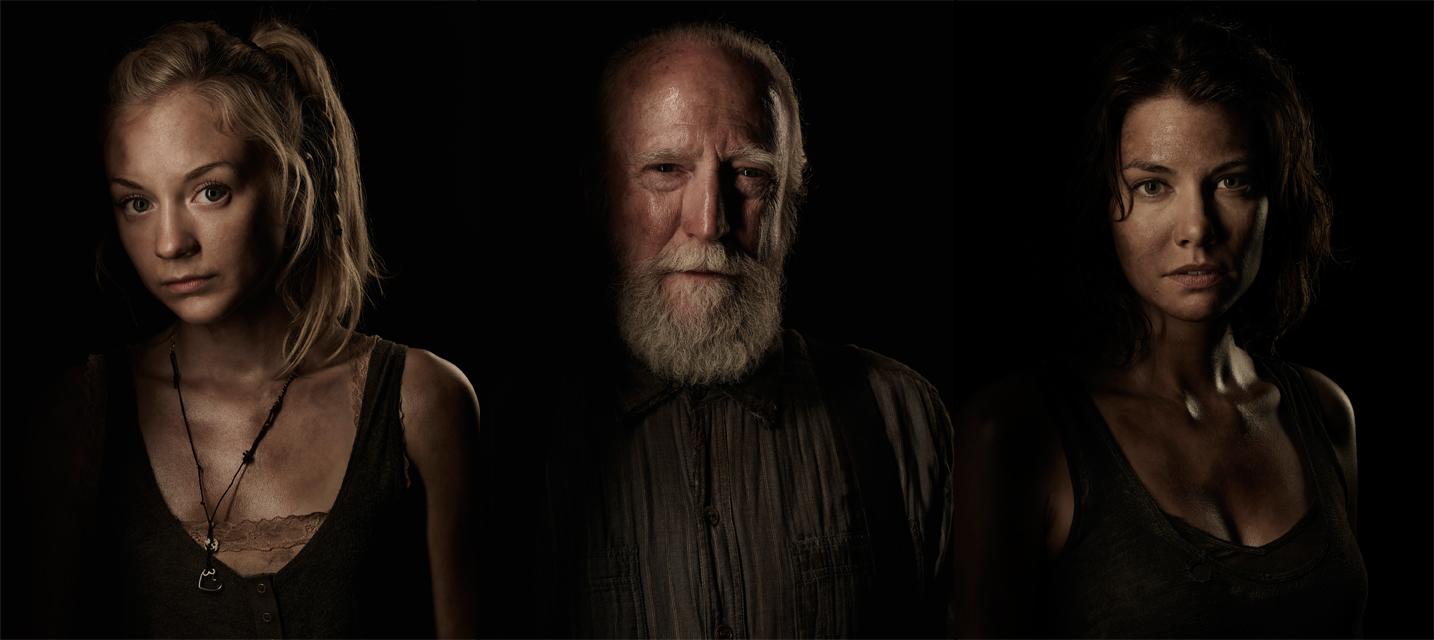 The Walking Dead – Season 4 Character Posters | socialpsychol