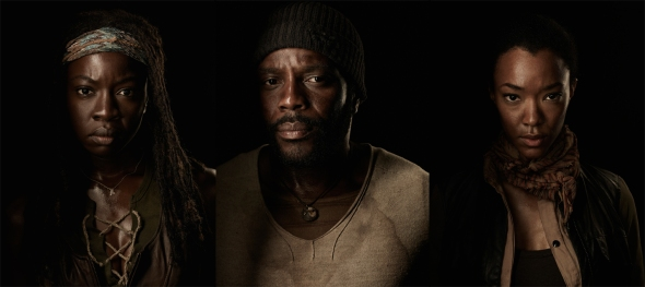 The Walking Dead_Season 4_Character Banner_4