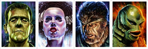 Universal Monsters_Jason Edmiston