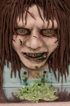 The Exorcist_Regan_Cake