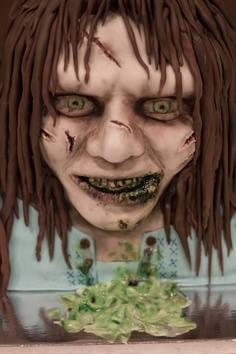 The Exorcist_Regan_Cake