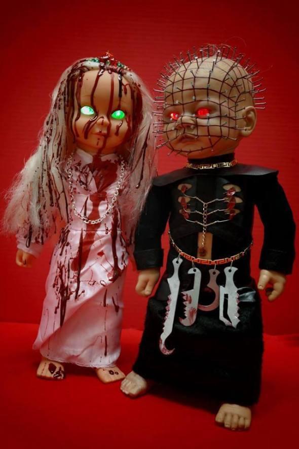 Pinhead_Doll_Hellraiser