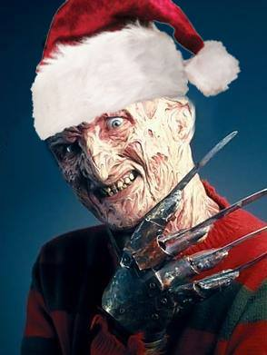 Freddy-Kreuger_Christmas
