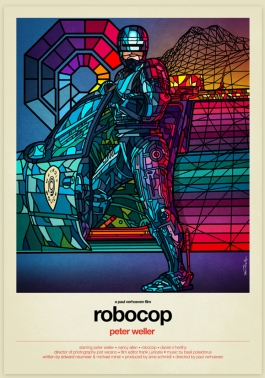 Robocop_Stained-Glass-Art