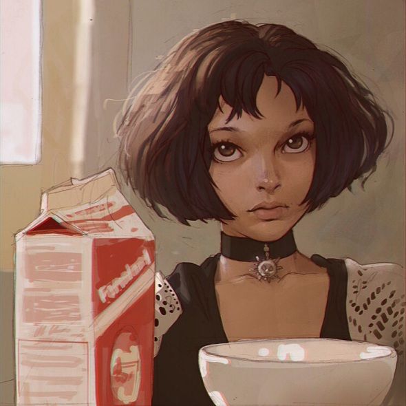 Leon_The-Professional_Ilya Kuvshinov