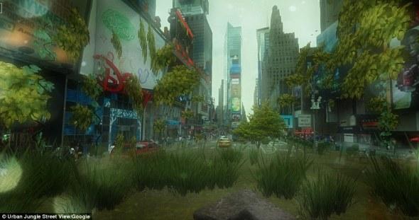 Urban-Jungle-Street-View