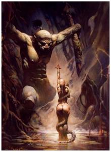 frank-frazetta-swamp-demon