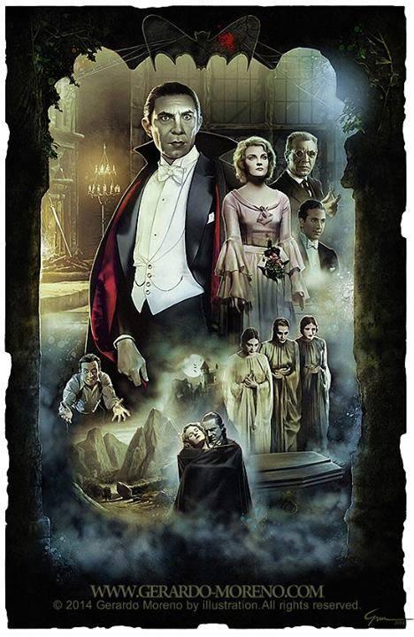 Gerardo Moreno_Dracula