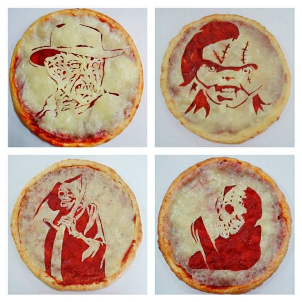 Papas-Pizza_Freddy-Kreuger_Chucky_Jason-Voorhees