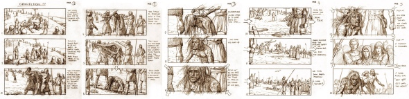 Passion-of-the-Christ_Storyboards_1