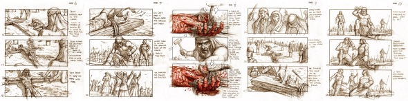 Passion-of-the-Christ_Storyboards_2