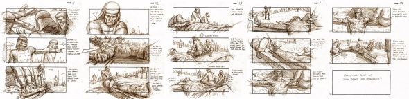 Passion-of-the-Christ_Storyboards_3