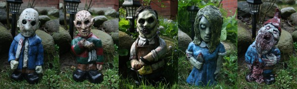 Horror-Themed-Garden-Gnomes_Jason_Freddy_Leatherface_Zombie