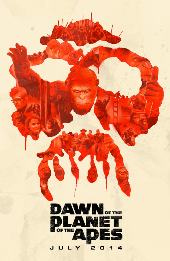 janee-meadows-dawn-of-the-planet-of-the-apes-fan-poster