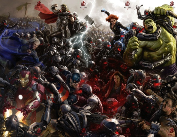 Avengers-2_age-of-Ultron_comic-con_poster