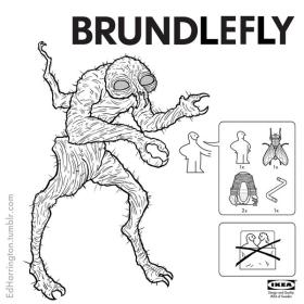 Brundlefly_The-Fly_IKEA