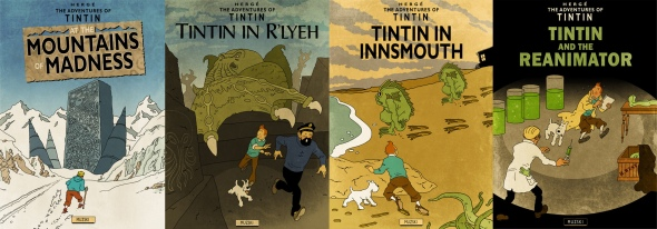 Tintin_HP-Lovecraft_1