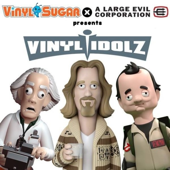 Vinyl-Idolz