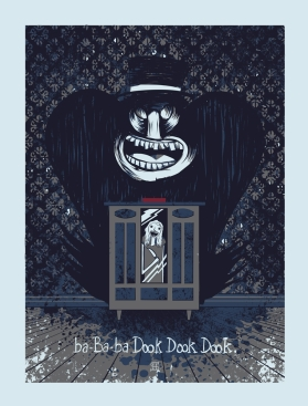 The-Babdook_poster-variant