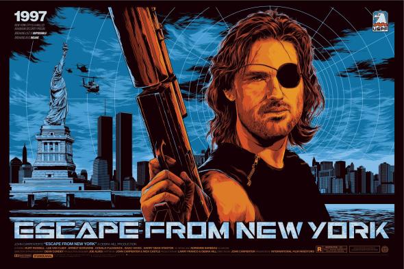 Escape-From-New-York_Mondo_Ken-Taylor