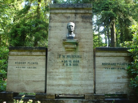 Murnau-grave